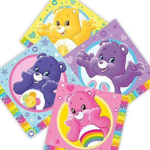 Care Bears Party Napkins
