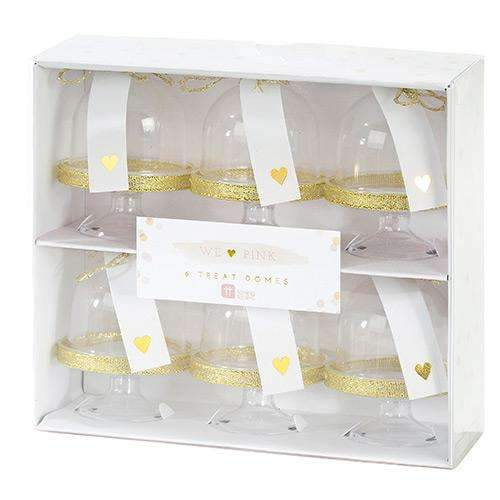Dainty Treat Dome, Tag and Doily Set