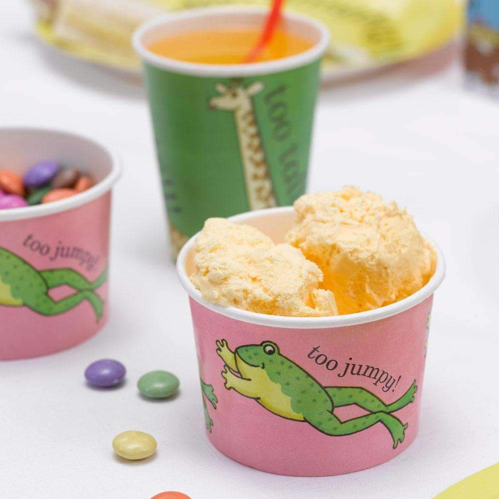Dear Zoo - Ice Cream Tubs - Pk 8