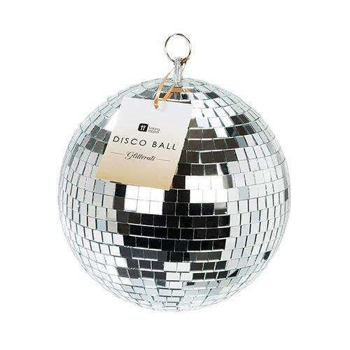 Disco Glitter Ball Party Decoration
