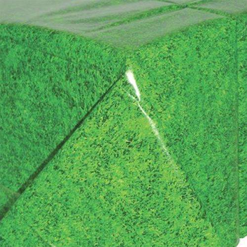 Grass Effect Plastic Tablecloth