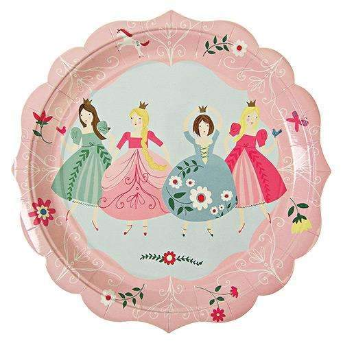I'm a Princess Large Plates - Pack of 12