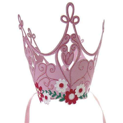 I'm a Princess Party Crowns - Pack of 8