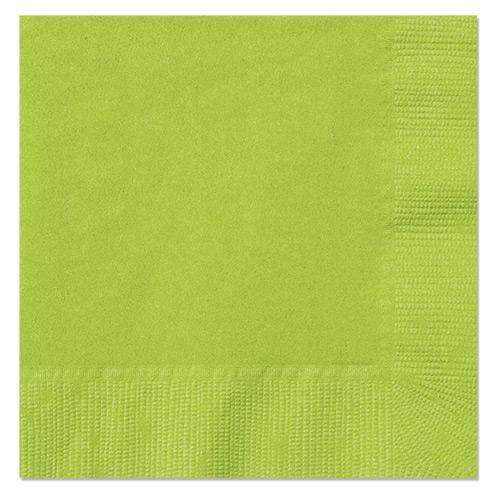Kiwi Green Napkins 33cm - Pack of 20