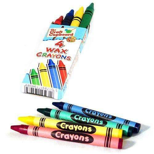Mini Crayons Bulk (100 packs x 4)