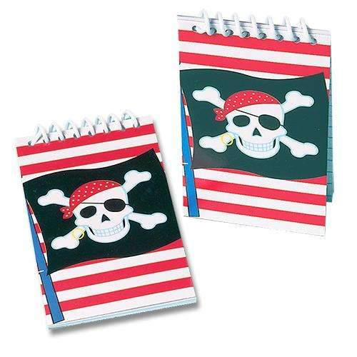 Party Pirates Notebook