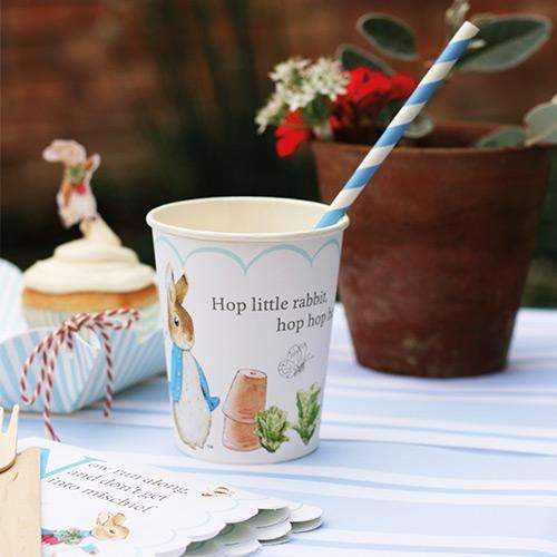 Peter Rabbit and Friends Party Cups -Pack of 12