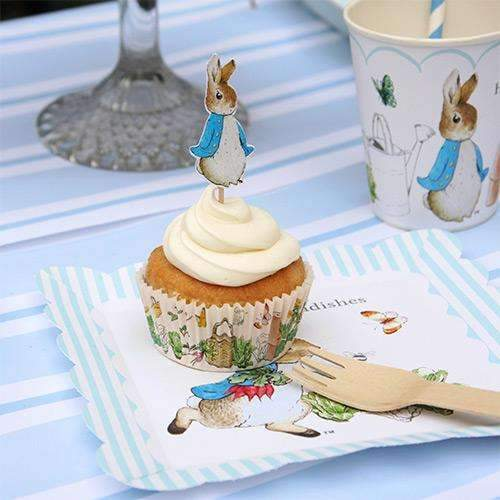 Peter Rabbit and Friends Small Plates - Pack of 12