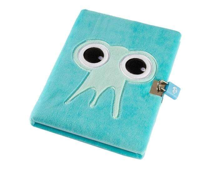 Snuggly Journal Boxed Gift Set - Blue