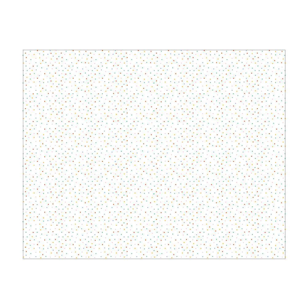 Spotty Paper Tablecloth