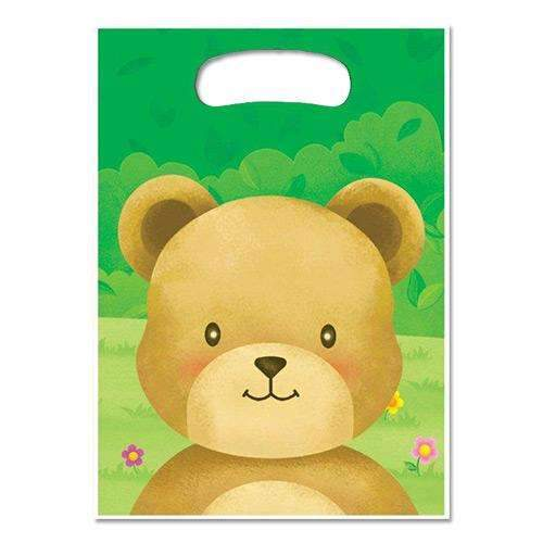 Teddy Bears' Picnic Party Bags - Pack of 10