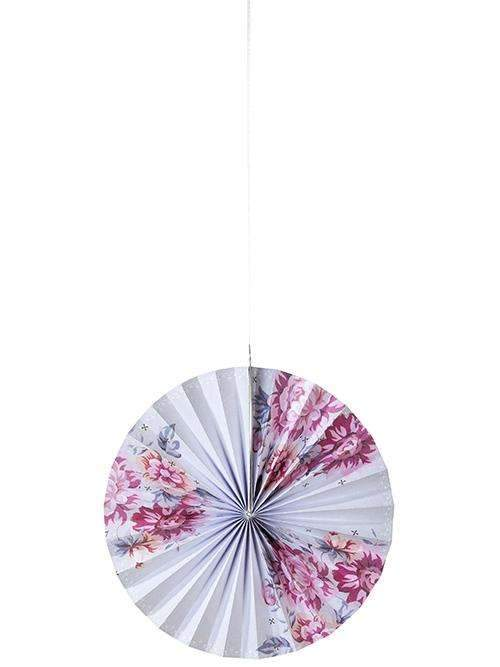 Truly Romantic Tea Party Pinwheel Decorations