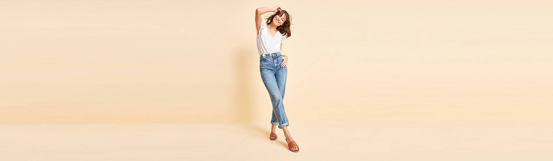 The Search for the Perfect Jeans