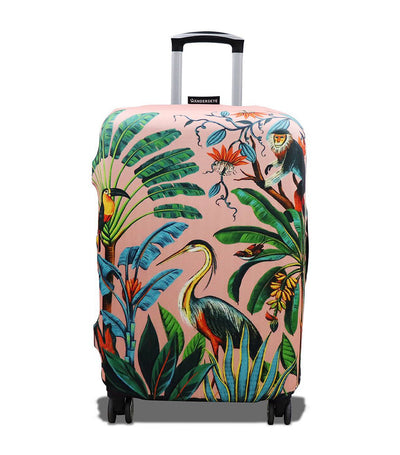Tropical Fever Dream Luggage Cover Large