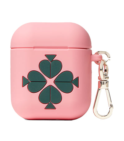 Silicone AirPods Case Rococo Pink