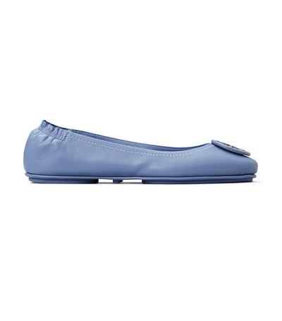 Tory Burch Minnie Travel Ballet Flat - Bluewood