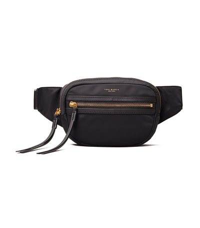 Perry Nylon Belt Bag Black