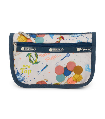 lesporstsac dance party travel cosmetic bag