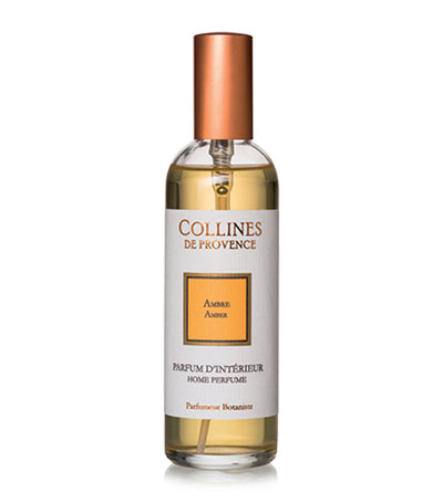 collines de provence amber room spray 100ml