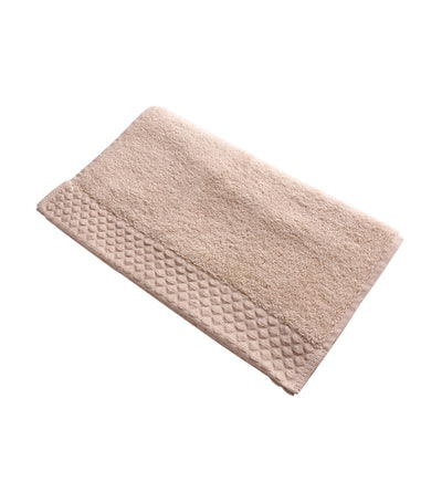 rustans home ecru wash towel