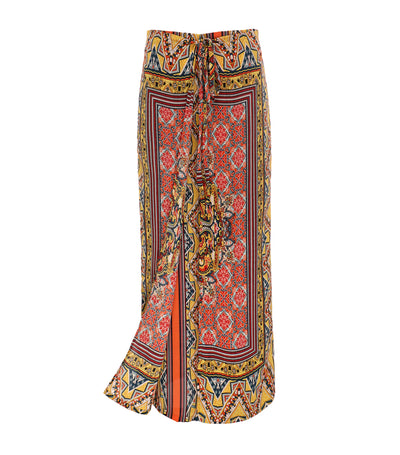 lotus resortwear verona wrap-around pants