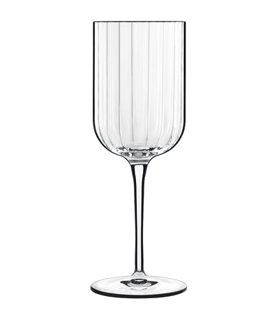 luigi bormioli bach red wine glass set of 4