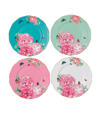 Miranda Kerr Friendship Accent Plates, Set of 4