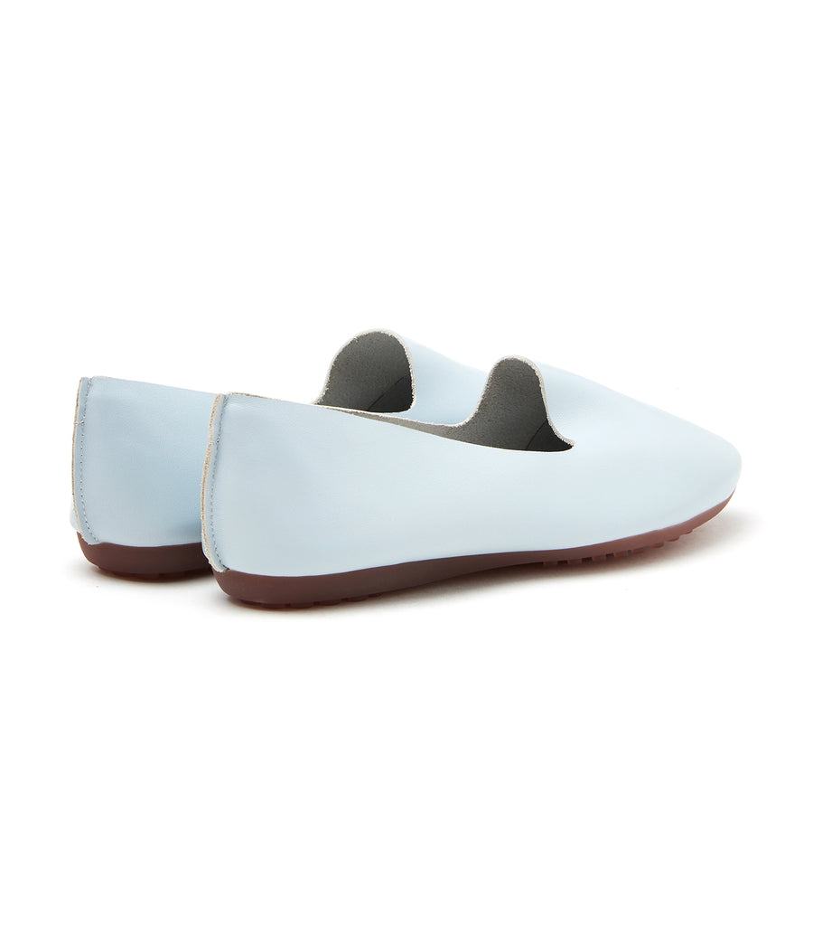 Pastel Loafers Blue