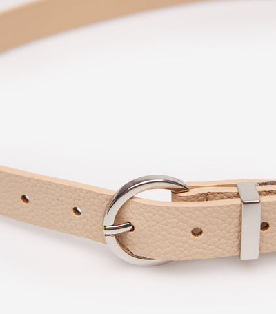 Women's Metallic Belt