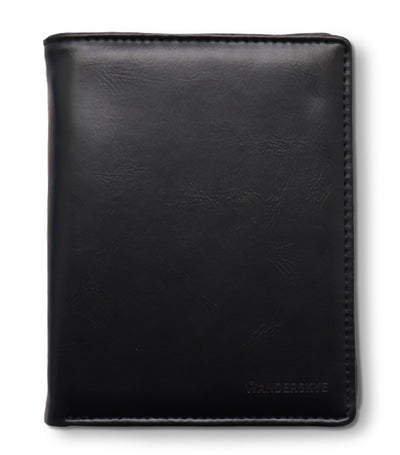 RFID Passport Holder Cover Black