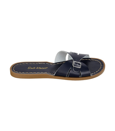 salt-water classic slides navy