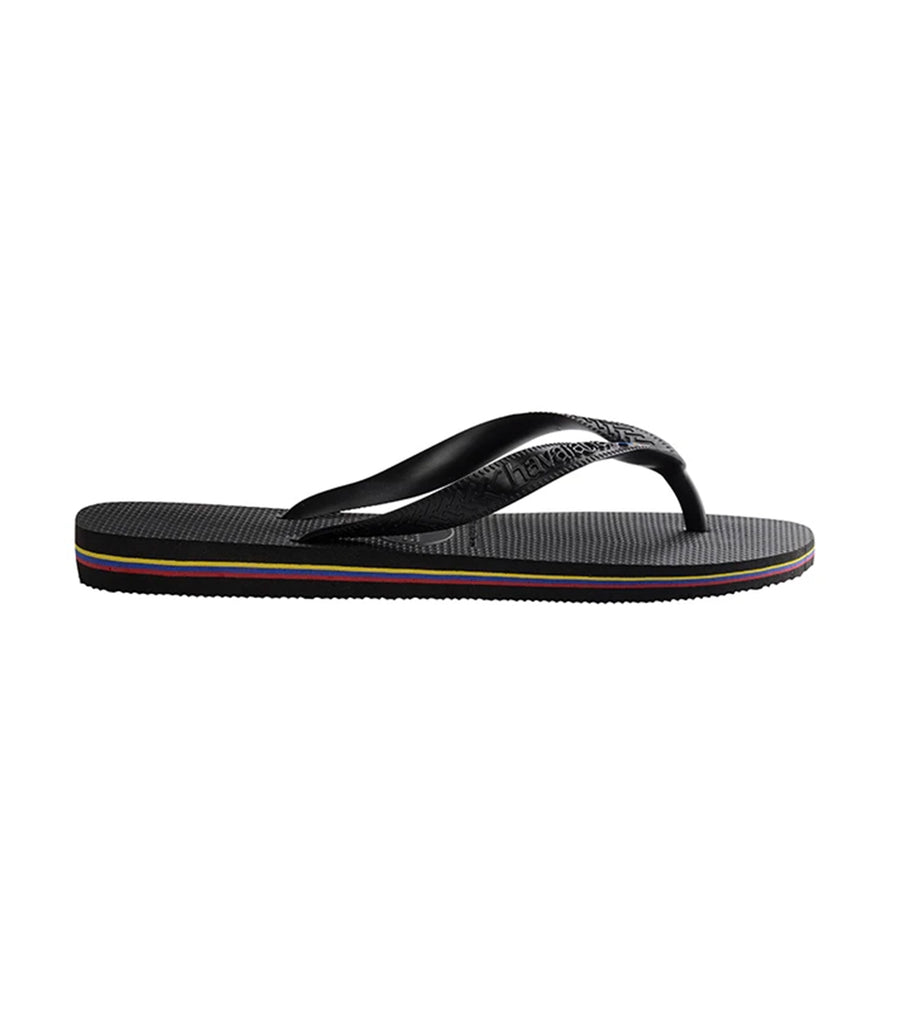 Top Filipinas Flip Flops - Black