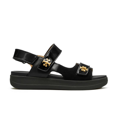 Tory Burch Kira Sport Sandal - Perfect Black