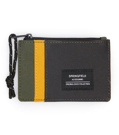 springfield camouflage purse - green