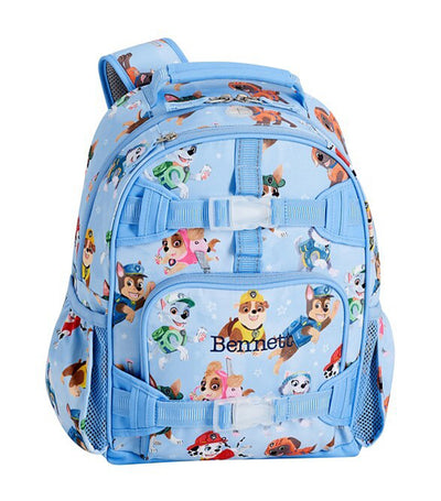 pottery barn kids mackenzie paw patrol™ backpacks small