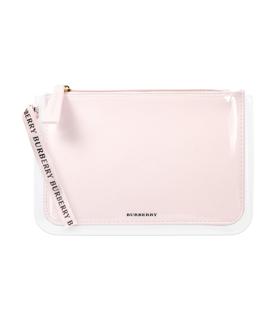 Free Burberry Pink Pouch