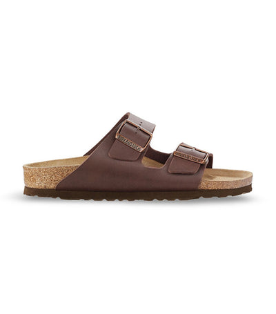 birkenstock arizona birkoflor - dark brown