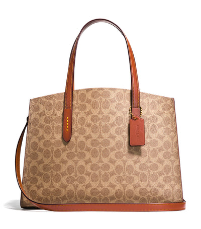 Charlie Carryall Rust