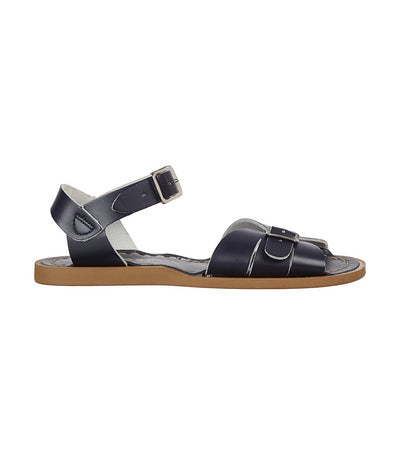 salt water classic sandals navy