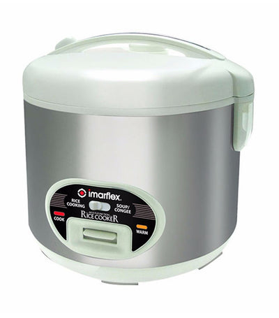 imarflex electronic rice cooker 10 cups