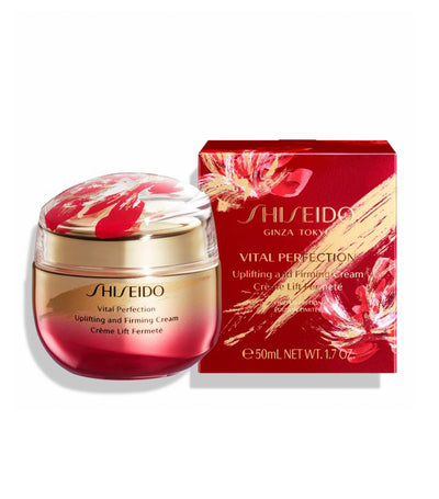 Shiseido Vital Perfection Uplifting and Firming Cream - Chinese New Year Limited Edition