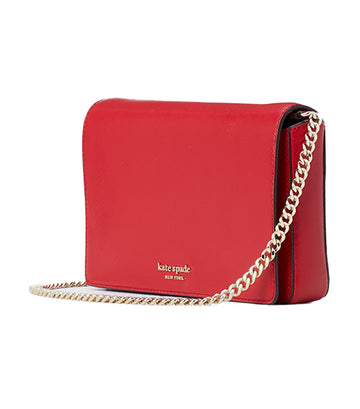 Spencer Chain Wallet Hot Chili