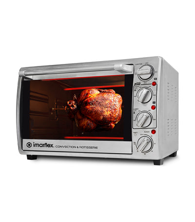imarflex convection and rotisserie oven