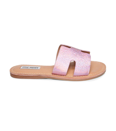 Harlow Sandals Rose Gold