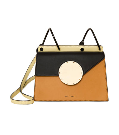 danse lente phoebe bis crossbody bag toffee and black