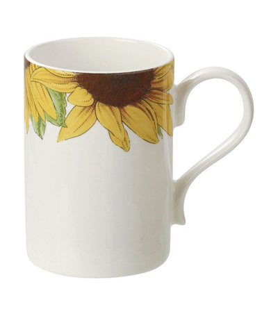 portmeirion botanic blooms sunflower mug set of 4