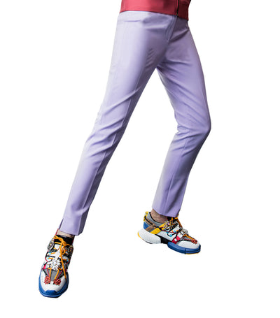 Palmeto Pants Light Purple