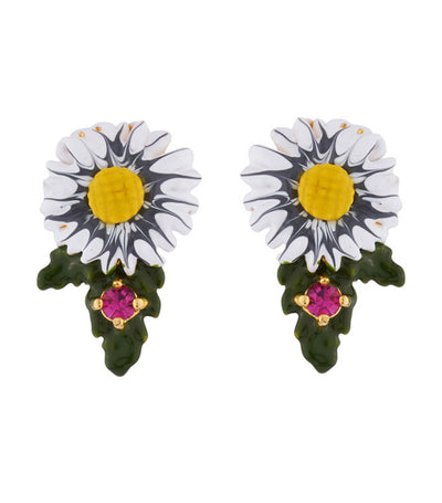 Country Daisy Stud Earrings