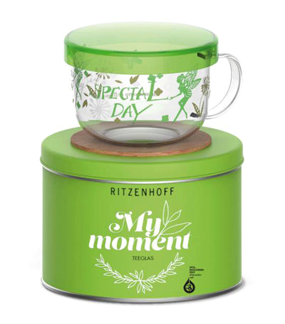 ritzenhoff my moment shinpei tea set with coaster