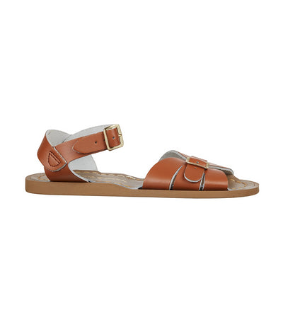 salt-water classic sandals tan